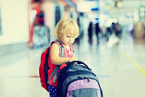 Traveling with a Child