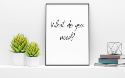 What do you need today??